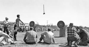 Ax Throw 1958